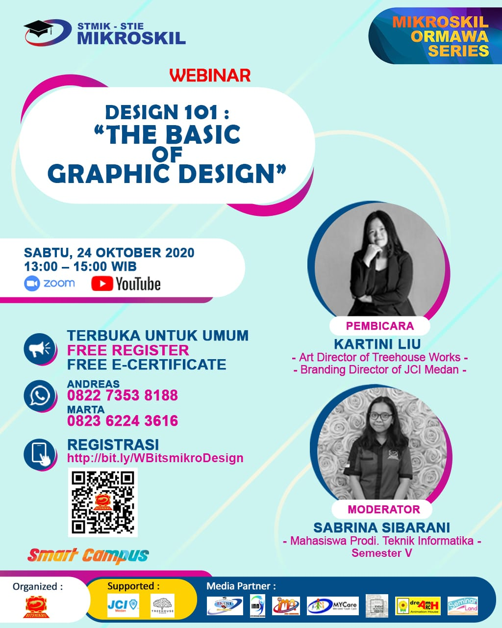 Poster: Design 101: The Basic of Graphic Design