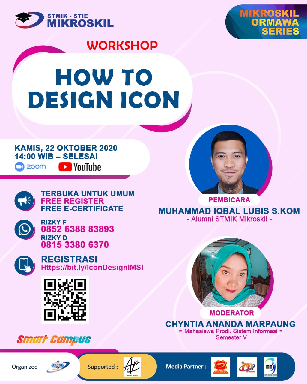 Poster: How to Design Icon